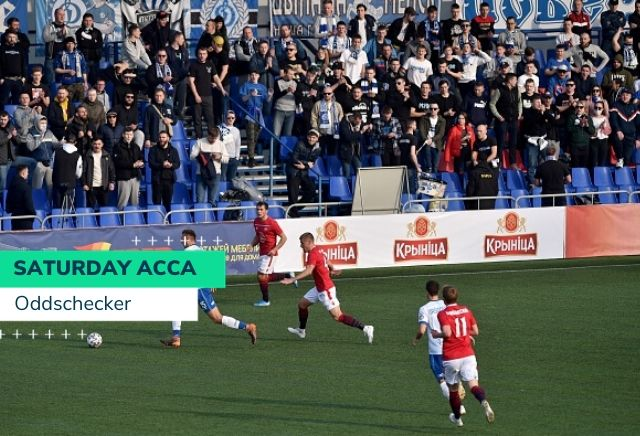 Saturday Belarusian Premier League Accumulator