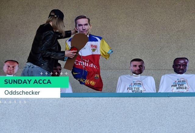 Sunday Belarusian Premier League Acca
