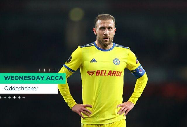 Wednesday Belarusian Cup Accumulator