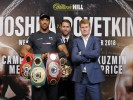 Anthony Joshua vs Alexander Povetkin Tips & Betting Preview