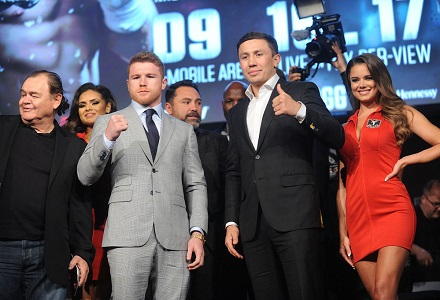 GGG v Canelo Alvarez Betting Tips & Preview