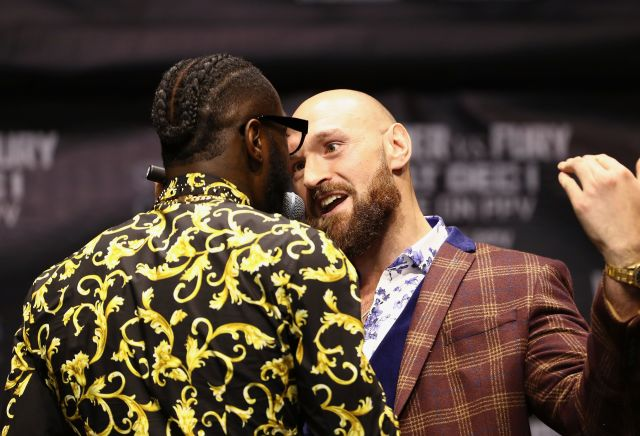 Tyson Fury v Deontay Wilder Tips & Betting Preview