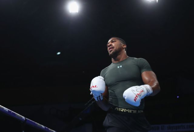 Joshua v Takam Betting Tips & Preview