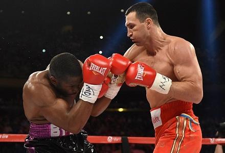 Klitschko can land knockout blow