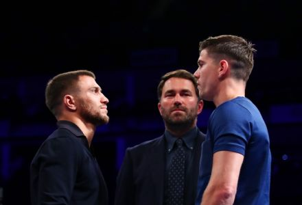 Vasyl Lomachenko v Luke Campbell Tips & Betting Preview
