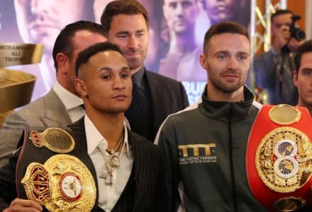 Prograis v Taylor: Saturday Fight Night Boxing Tips & Preview