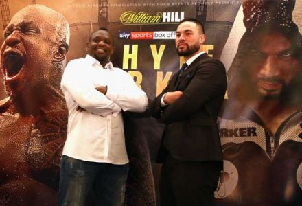 Dillian Whyte v Joseph Parker Betting Tips & Preview