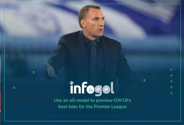 Infogol Premier League Tips: GW19 Predictions, xG Analysis & Statistics