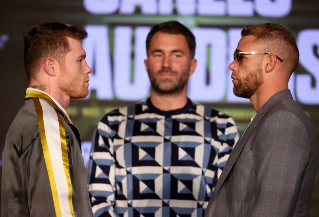 The best Canelo vs Billy Joe Saunders free bets & bookie offers