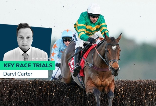 Champion Chase: The key race trials