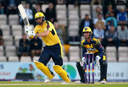 Derbyshire v Hampshire T20 Blast Betting Tips & Preview