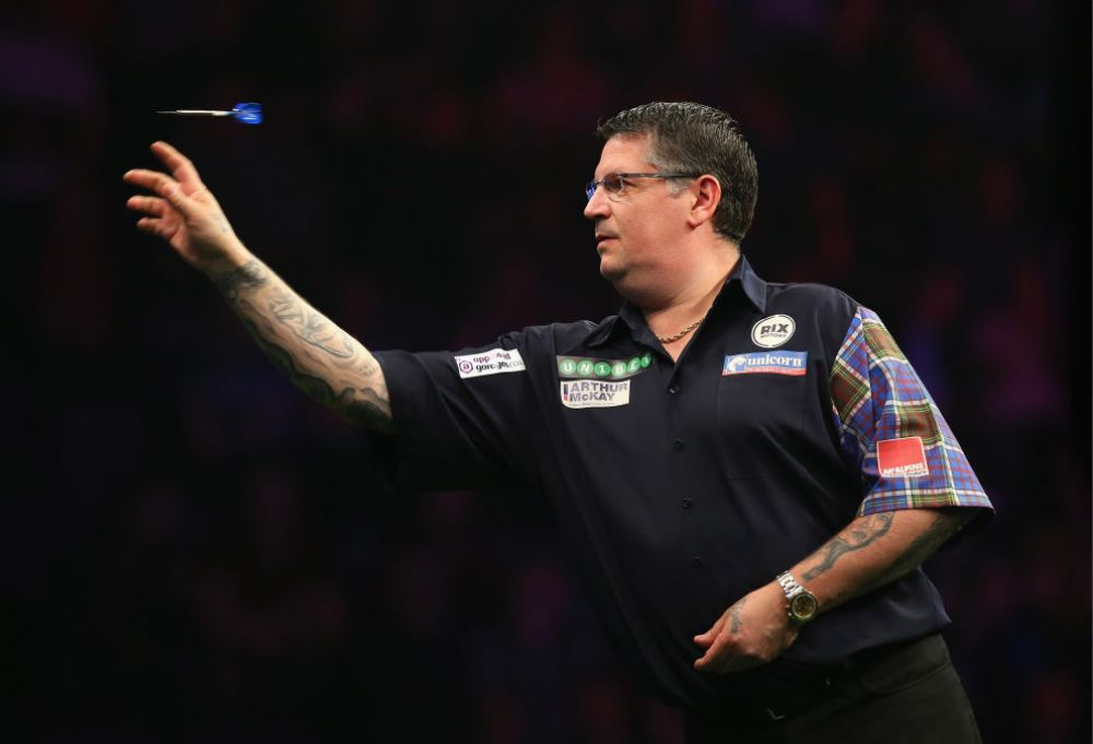 Free tips for Premier League Darts