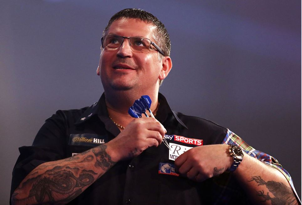Premier League Darts Night 12 Betting Tips & Preview