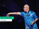 World Matchplay Darts Tips & Preview