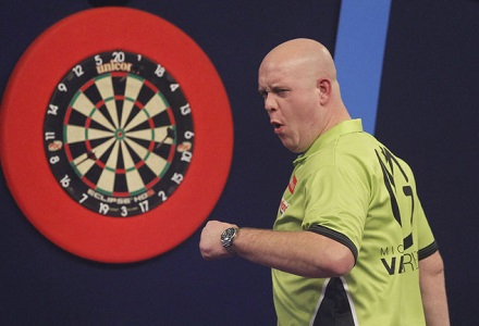 Grand Slam of Darts Betting Tips and Preview