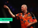 PDC World Darts Championship Day Two Tips & Preview