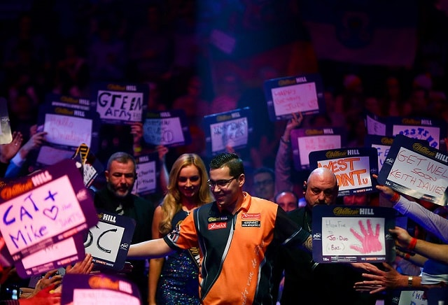PDC World Championship Day Three Betting Tips