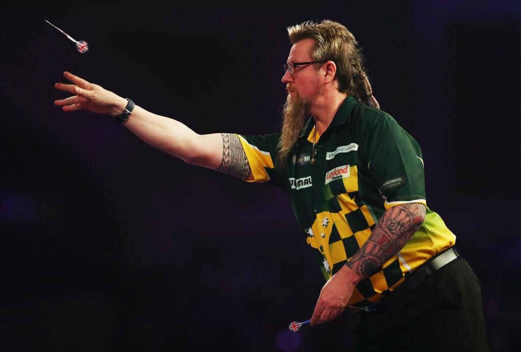 Premier League Darts: Simon Whitlock's Relegation chances