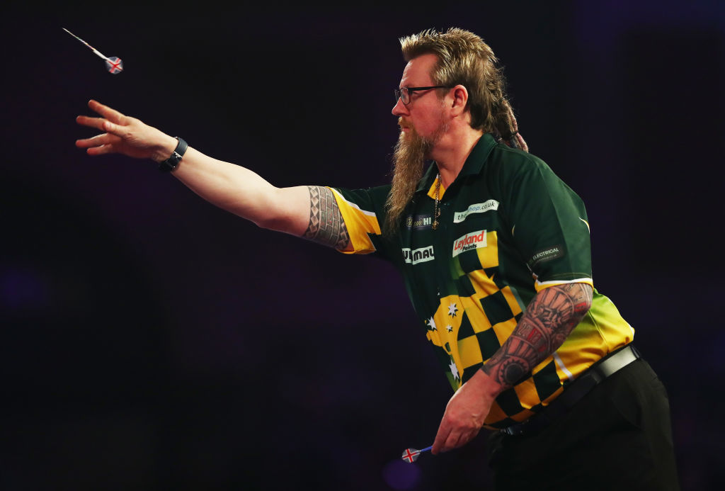 Premier League Darts Week 3 Betting Tips & Preview