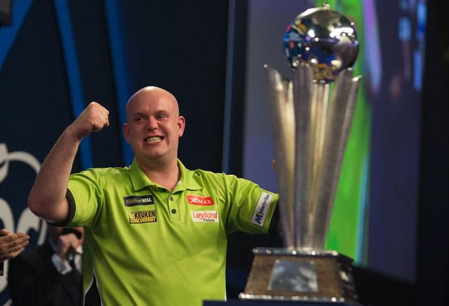 PDC World Darts Championship Betting Tips & Preview