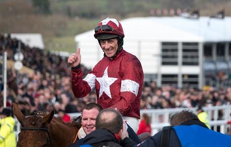 Irish stranglehold on Cheltenham top jockey market revealed
