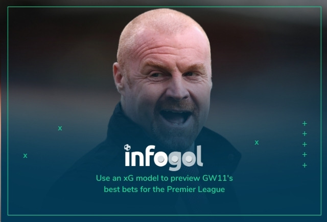Infogol Premier League Tips: GW11 Predictions, xG Analysis & Statistics