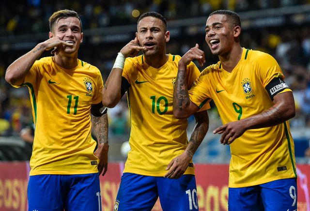 World Cup Squads & Odds