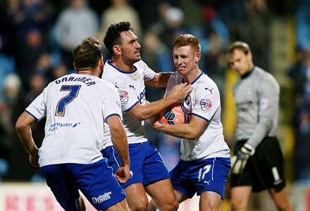 Walsall set to come unstuck at Chesterfield