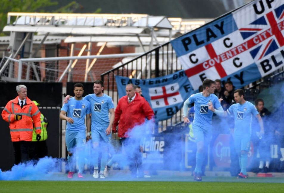 Coventry v Exeter Play-Off Final Betting Tips