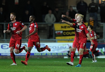 Back Crawley to add to Northampton's woes