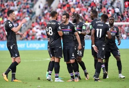 Crystal Palace Premier League 17/18 Betting Preview