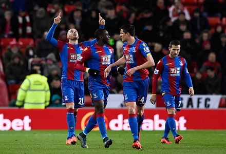 Odds-against Palace a tasty Friday night bet