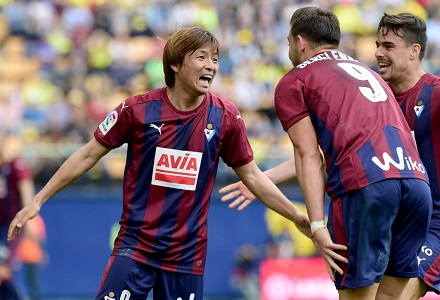 Eibar v Osasuna Betting Preview