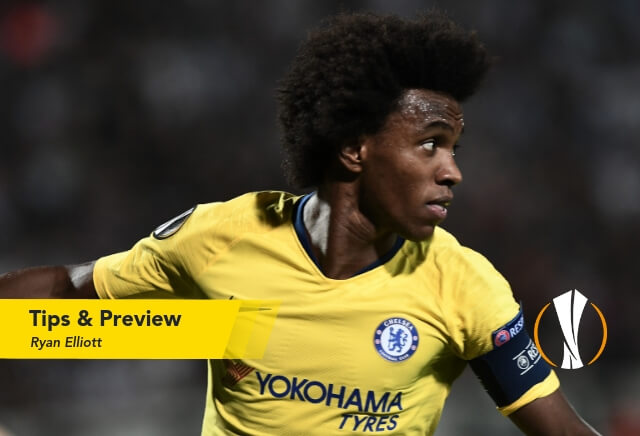 Europa League Gameweek 4 Tips & Betting Preview