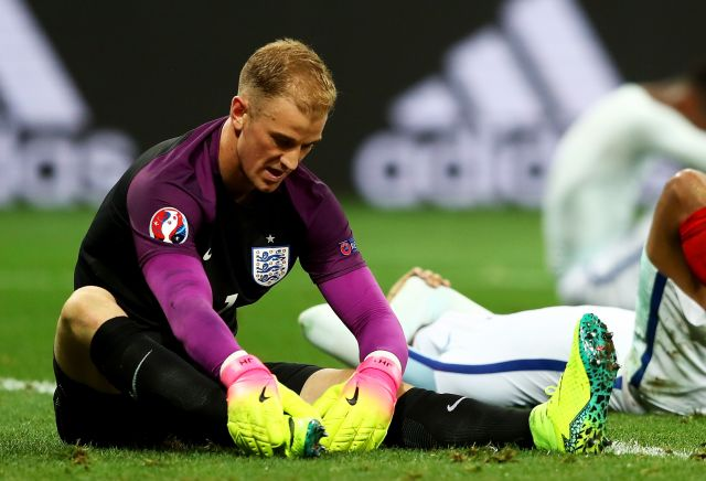 Betting suggests Joe Hart is set to miss out on the 2018 World Cup