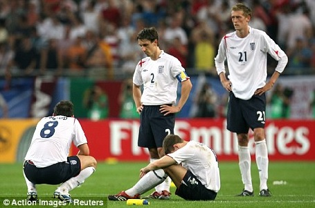 Will England's Euro's History Repeat Itself?