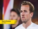 England v Croatia Tips & Betting Preview