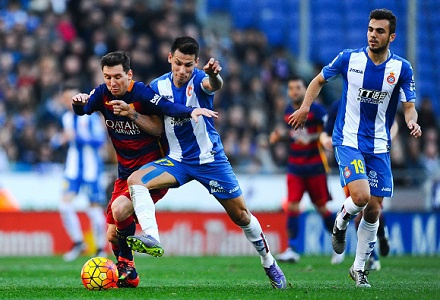 Perez a standout bet to strike for Espanyol