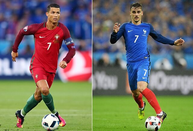 Euro 2016 Final: Portugal v France Betting Preview