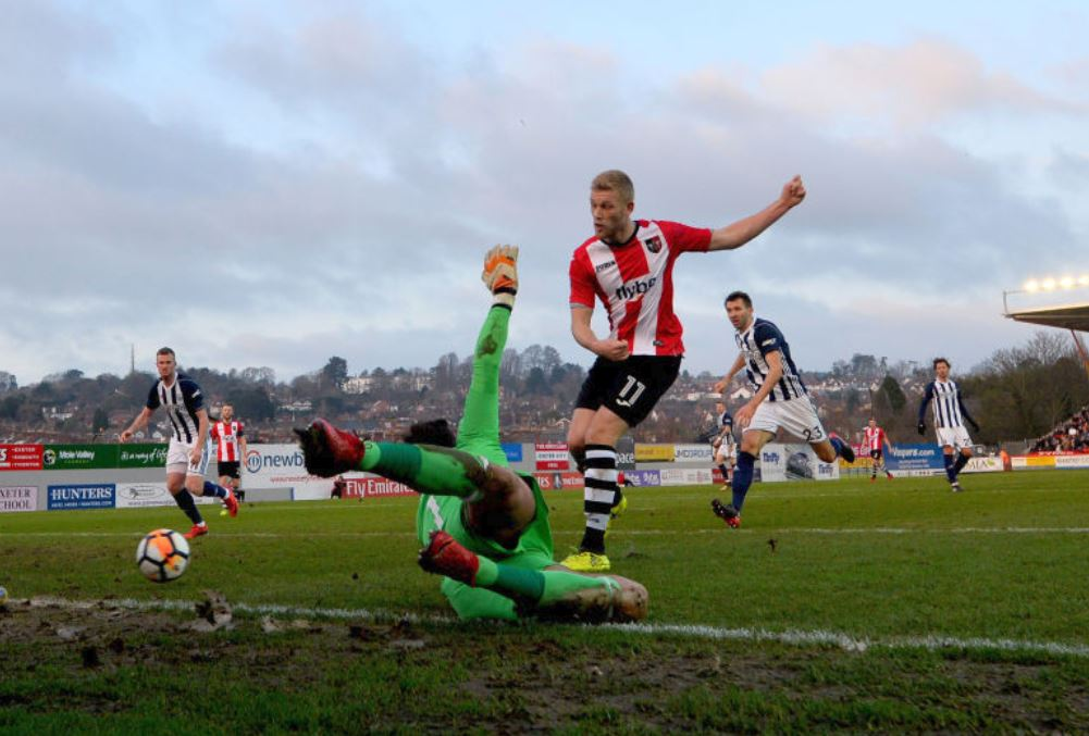 Lincoln v Exeter Play-Off Semi Betting Tips