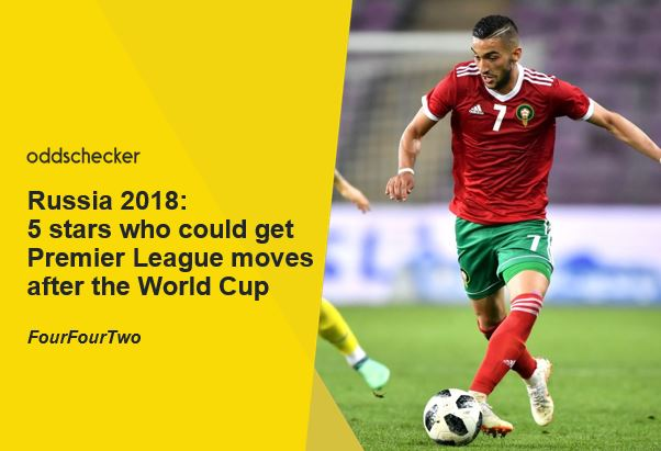 Five Stars who could get Premier League moves after the World Cup