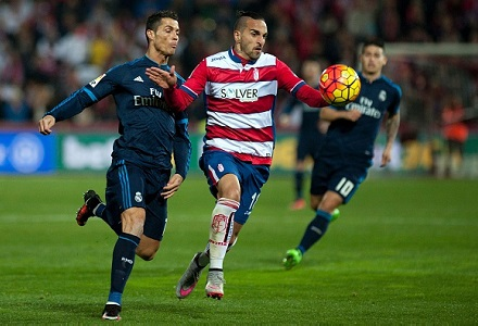 Goals look assured in Granada