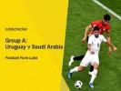 Uruguay v Saudi Arabia Betting Tips & Preview