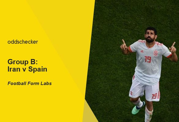 Iran v Spain Betting Tips & Preview