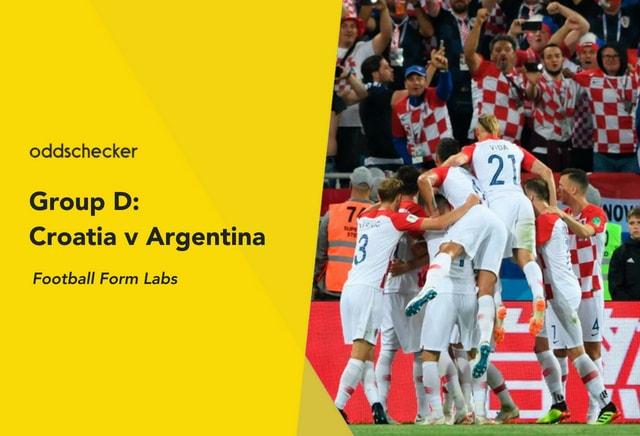 Argentina v Croatia Betting Tips & Preview