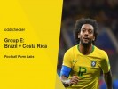 Brazil v Costa Rica Betting Tips & Preview