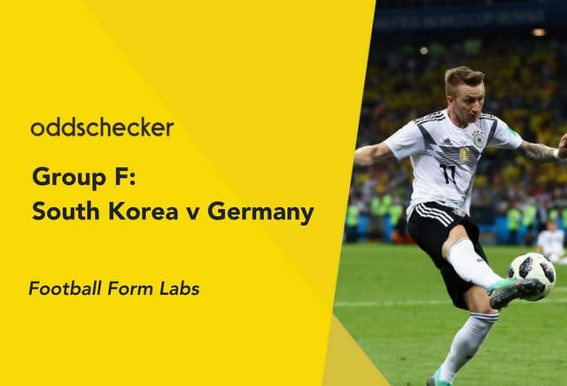 South Korea v Germany Betting Tips & Preview
