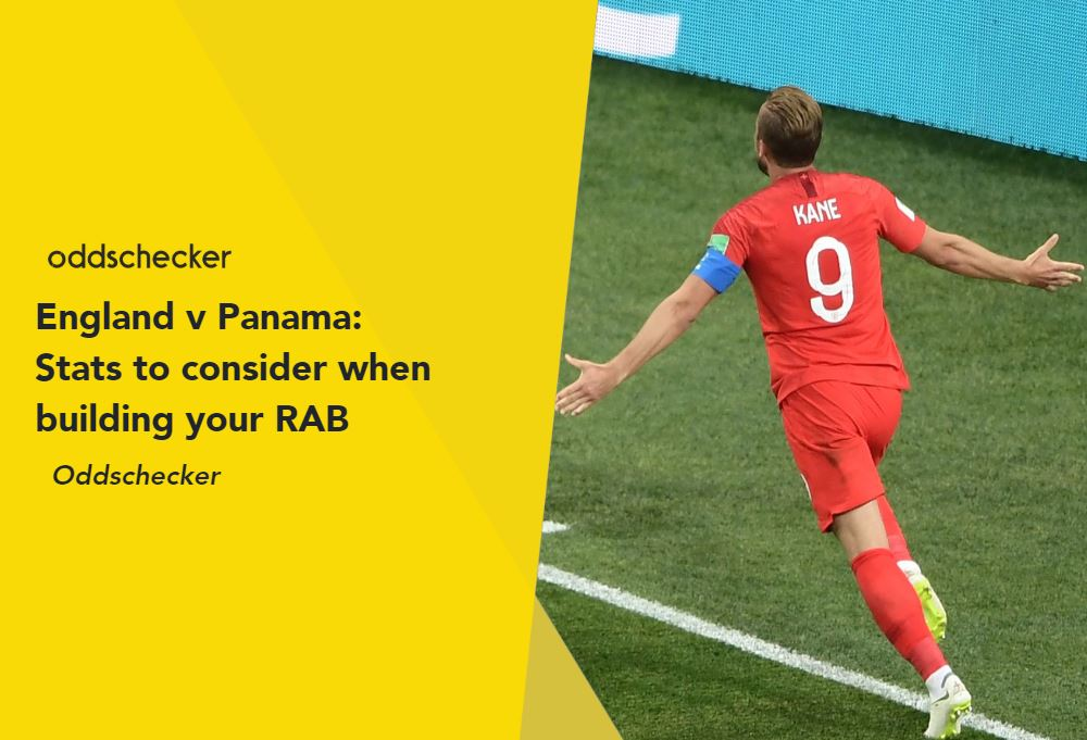 England v Panama: Stats to consider when building your RAB