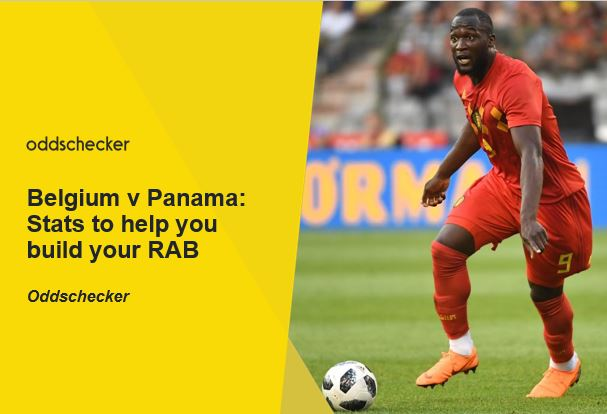 Belgium v Panama: Stats to help you build your RAB