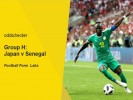Japan v Senegal Betting Tips & Preview